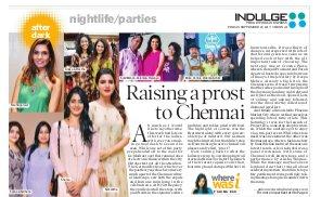 Indulge - Chennai-22092017