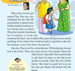 The Children's Magazine-November