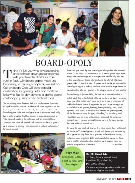 You & I Weekly-November 13, 2017- Issue-42 - Rekha Reddy