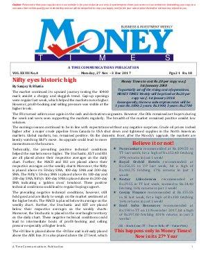 MONEY TIMES-Monday, 27 Nov - 3 Dec 2017