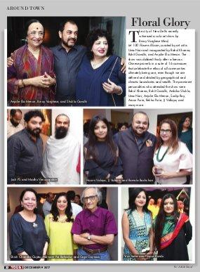 You & I Monthly Magazine-December, 2017- Issue-45 - Begum Bilkees Latif
