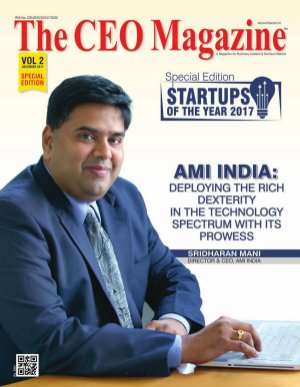 The CEO Magazine-Startups of the Year-2017, Special Edition
