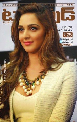 Tollywood-Tollywood Magazine Telugu July - 2017