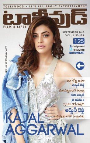 Tollywood-Tollywood Magazine Telugu September - 2017