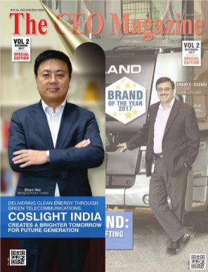 The CEO Magazine-Brand of the Year 2017, Special Edition Final