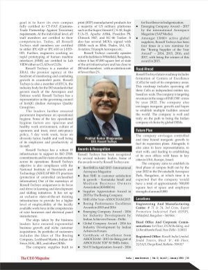 The CEO Magazine-The CEO Magazine January 2018 Issue