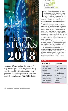 Outlook Money -Outlook Money, January 2018