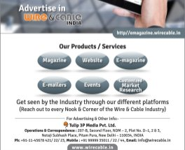 Wire & Cable India-Nov-Dec, 2017