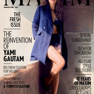Maxim India-January 2018