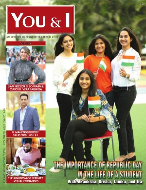 You & I Weekly-December 18, 2017- Issue-47 - Ihana Dhillon