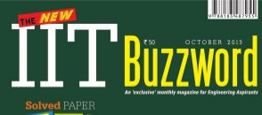 IIT Buzzword-October 2013