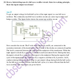 CBSE-CBSE Class 12 Physics Solved Question Paper Set-1 2011