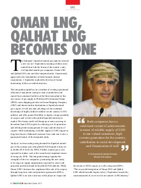Oil & Gas Review-OGR - September 2013