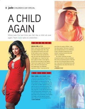 Jade Magazine-November 2011