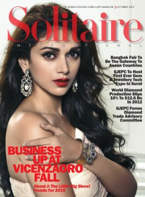 Solitaire International-October - 2013