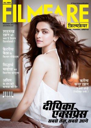 FILMFARE HINDI-Filmfare Hindi November 2013