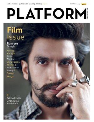 Platform Magazine-November - December 2013 / Film Special