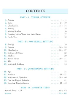 Know your aptitude Book 3-For Class 3