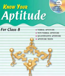 Know your aptitude Book 8-For Class 8