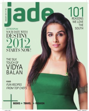 Jade Magazine-January 2012