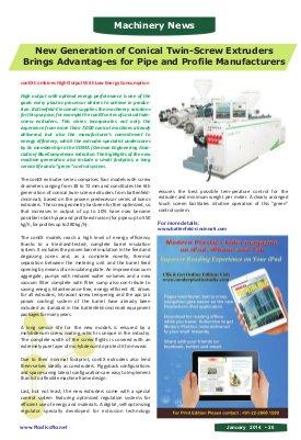 Plastics Planet International-Vol.10 | Isslue 9 | Jaanuary 2014