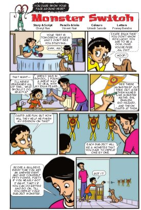 TINKLE -March 2014