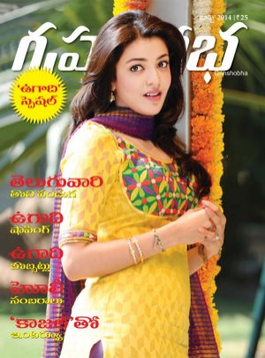 Grihshobha Telugu-March 2014