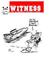 WITNESS - Read on ipad, iphone, smart phone and tablets