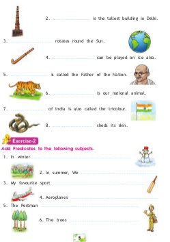 Elementary English Grammar & Composition-For Class-4
