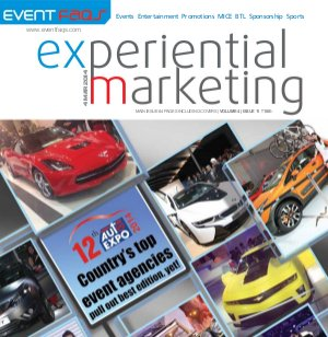 Experiential Marketing-March 2014