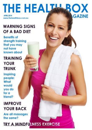 The Health Box Magazine-The Health Box Magazine