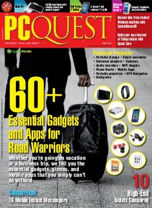 PCQuest-April, 2014