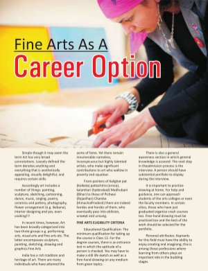 Career Options-Career Options - April 2014