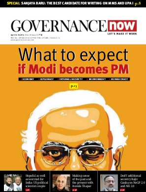Governancenow-Governancenow Volume 5 issue 6