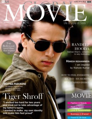 Global Movie Magazine-Global Movie Magazine june 2014