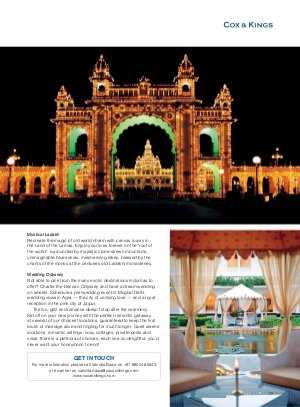 CEO INDIA TRAVEL SUPPLEMENT-CEO INDIA Travel Supplement JUNE 2014