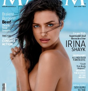 Maxim India-MAXIM INDIA JULY ISSUE 2014