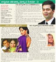 Cinema Reporter-2nd yerar 5th issue of cine reporter