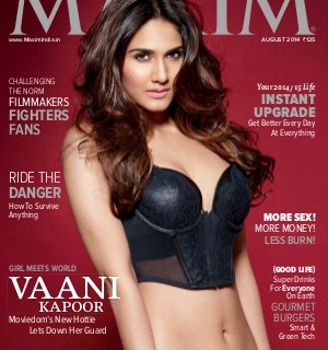 Maxim India-MAXIM INDIA AUGUST ISSUE 2014