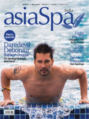 asiaSpa India-Daredevil Debonair Rajniesh Duggal on taming his body and mind
