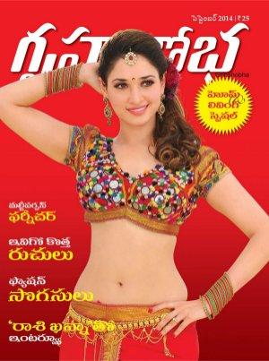 Grihshobha Telugu-September 2014