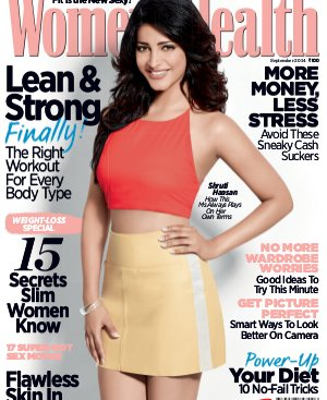 Women's Health India-Women's Health-September 2014