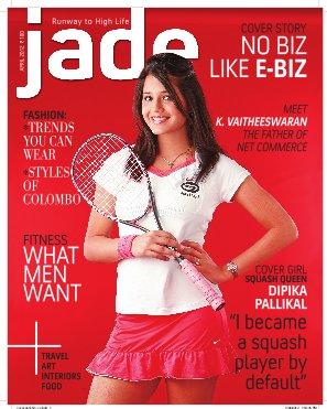 Jade Magazine-April 2012