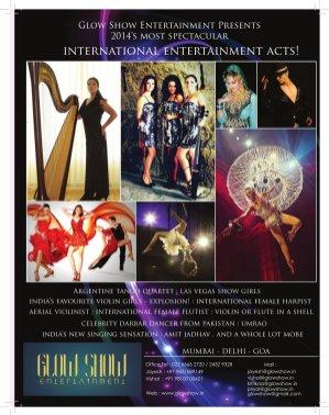 Experiential Celebrations-Jan - June 2014