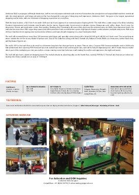 Experiential Venues ( ExV )-Experiential Venues 2014