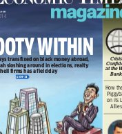 The Economic Times Magazine-THE BOOTY WITHIN