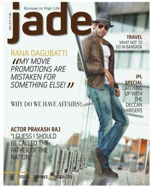 Jade Magazine-May 2012