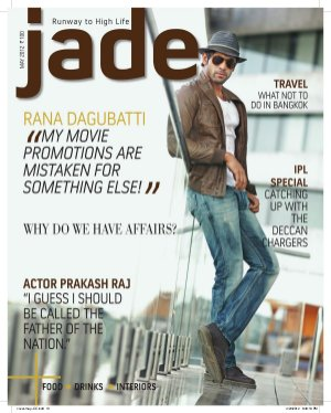 Jade Magazine-May 2012