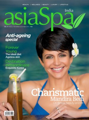 asiaSpa India-Anti-ageing special
