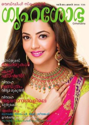 Grihshobha Malayalam-December 2014